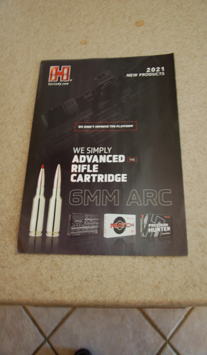 The New Hornady 6mm ARC Should be Quite Versatile