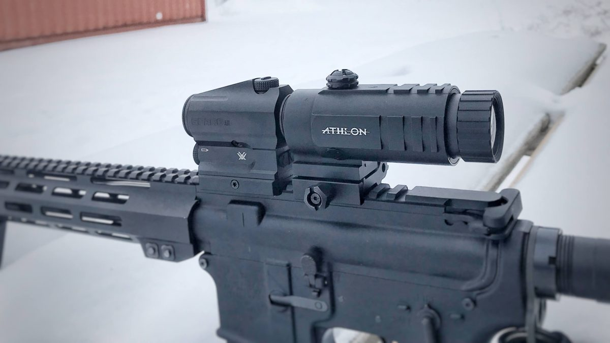 AllOutdoor Review: Athlon Optics Midas MG31 Magnifier