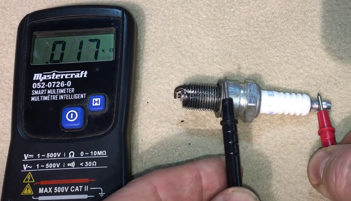 Check a Spark Plug the Fast & Easy Way