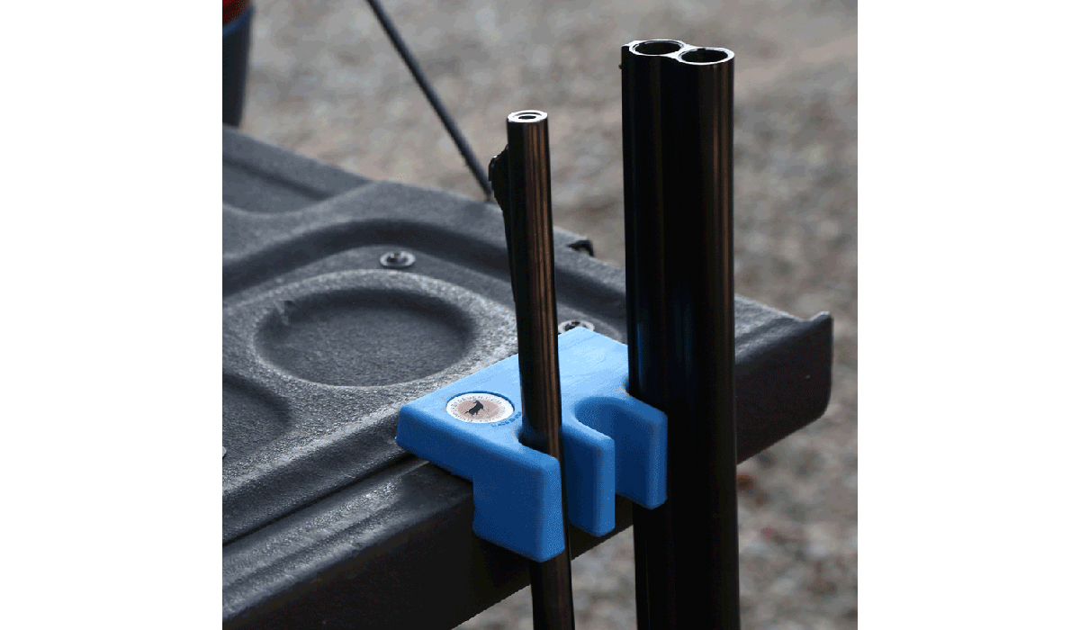 Portable Gun Rack? Gripper Caddy Goes Where You Go