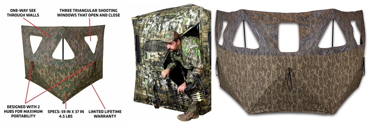 New 2021 Primos Hunting Blinds Introduced