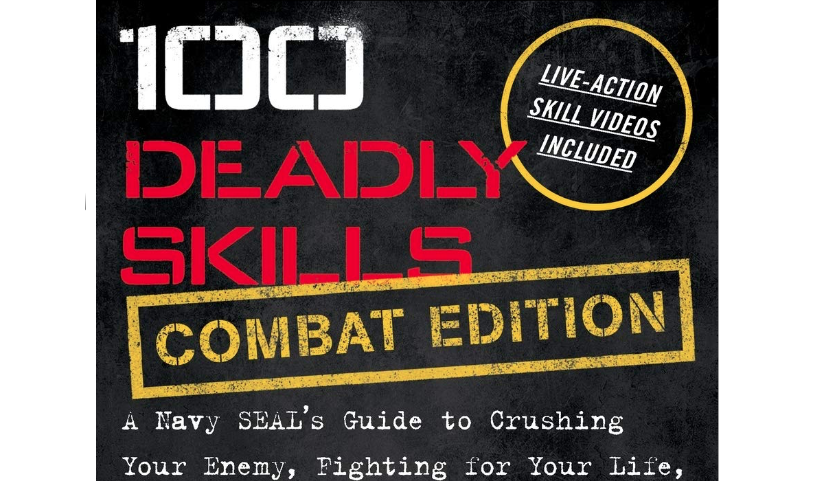 Clint Emerson's New 100 Deadly Skills: COMBAT EDITION