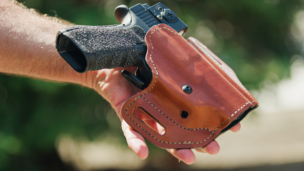 Bianchi Introduces the Allusion Series 126GLS Concealment Holster