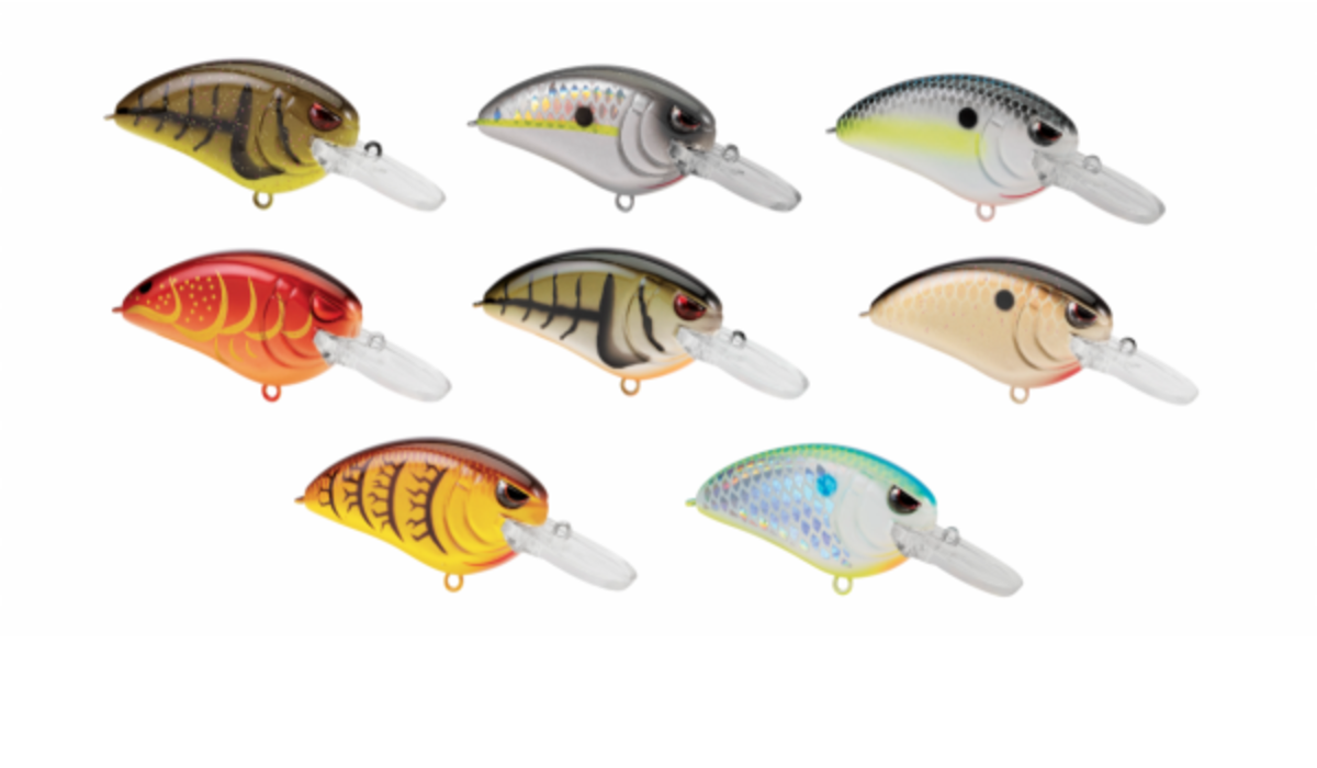 Rattle Little John 50 & MD 50 – NEW Fishing Crankbaits from SPRO
