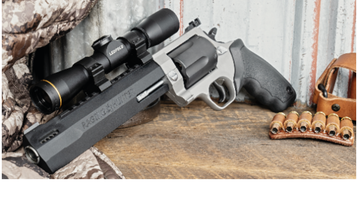 Taurus Expands Their Lineup with the NEW Raging Hunter 460
