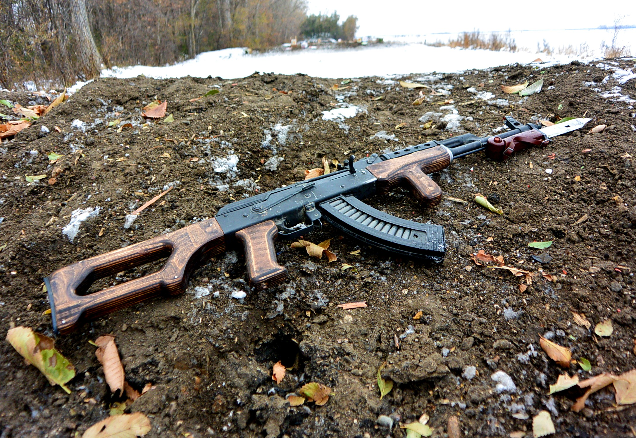 APS Firearms Brings New Laminate AK Furniture to the Market