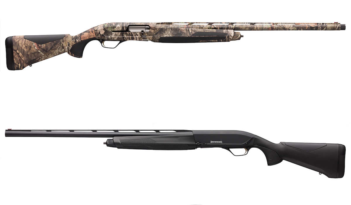 NEW Browning Maxus II Stalker and All-Purpose Hunter