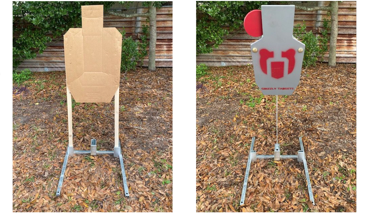 Introducing the New Grizzly Targets XL Series Target Stands