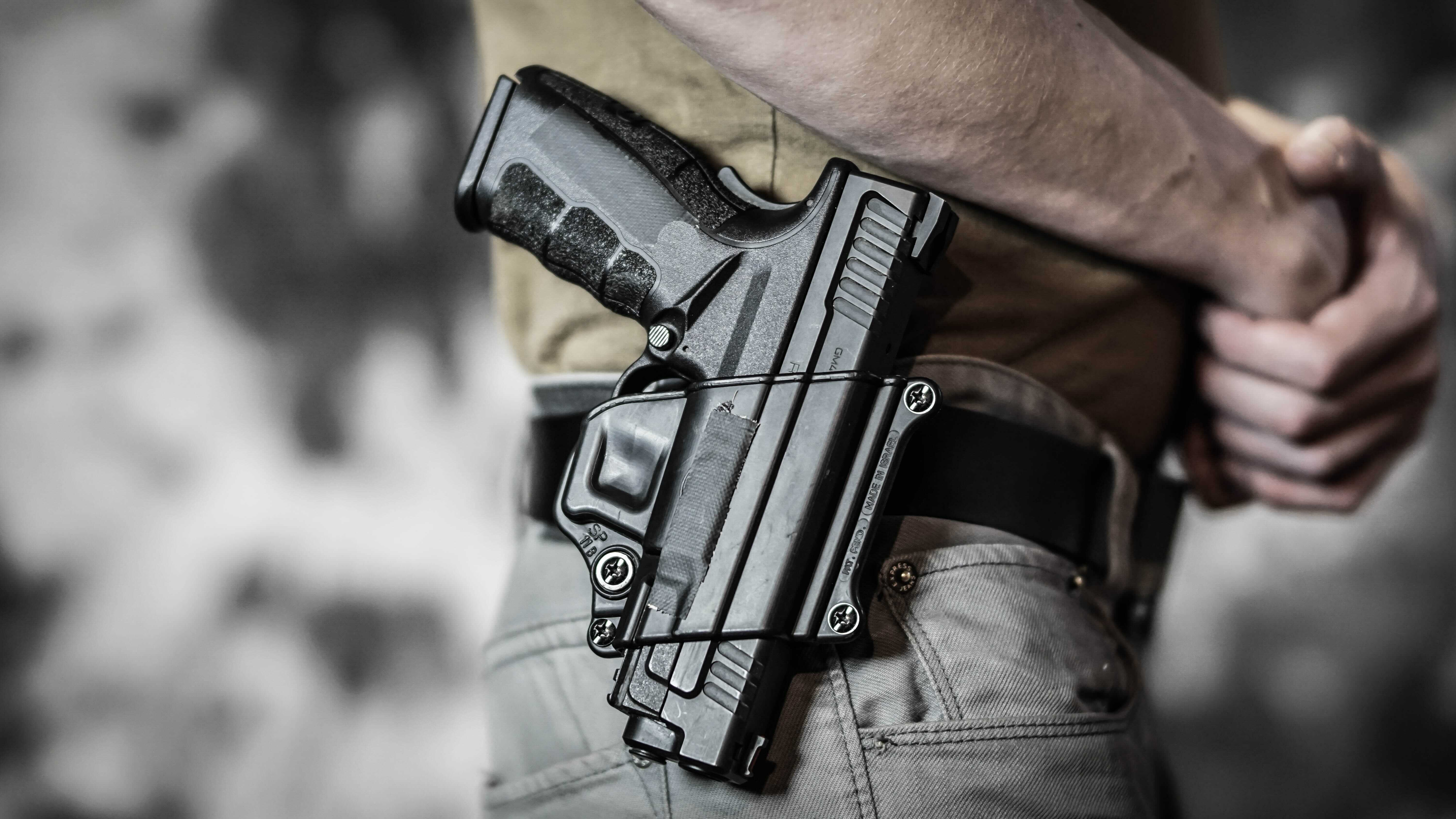 Open Carry Handguns On the Horizon for South Carolina Citizens