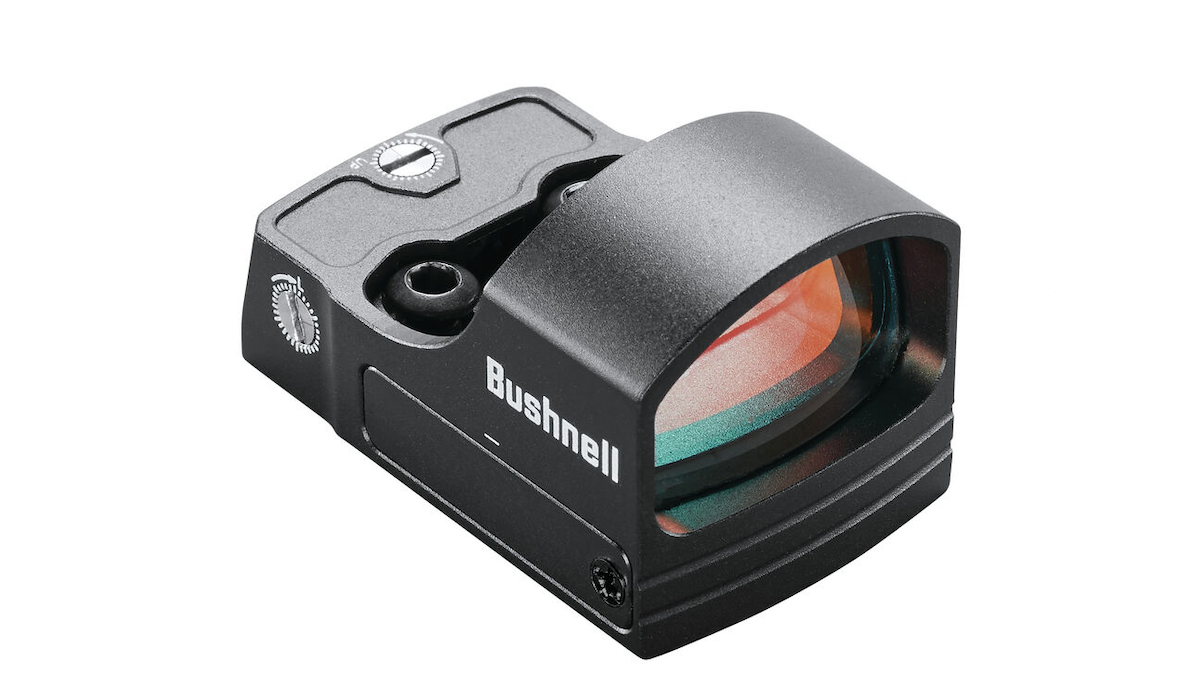 Bushnell Expands Reflex Sights with RXS-100 Red Dot