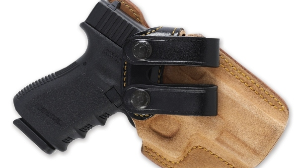 Galco's Improved Royal Guard 2.0 IWB Leather Holster
