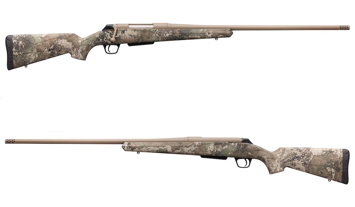 Winchester XPR Line Gets Two New Bolt-Action Rifles