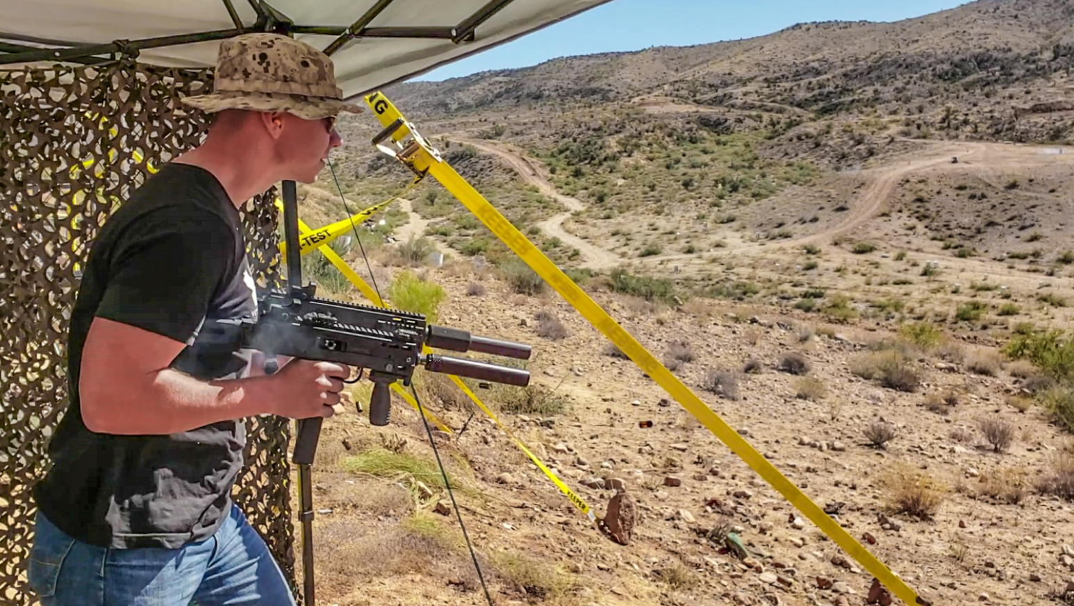 The Big Sandy 2021 Machine Gun Shoot is on for March