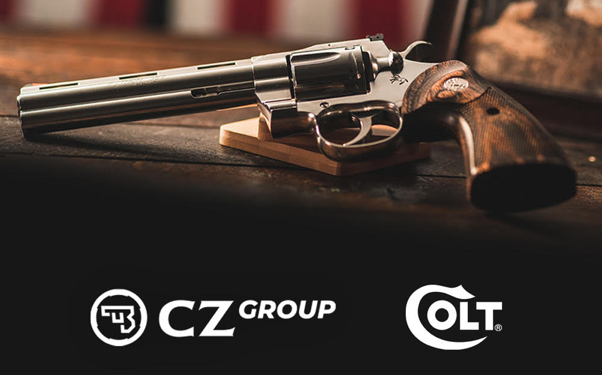 Industry Titans Join Forces! CZ Bought Colt Firearms