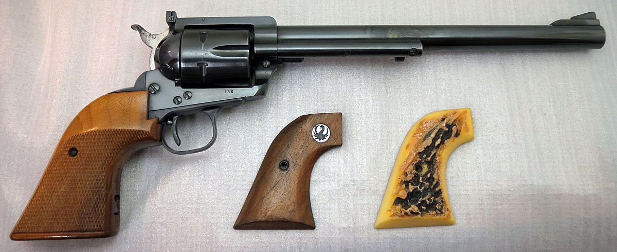 Firearm Fundamentals – How to Fix Loose Revolver Grips