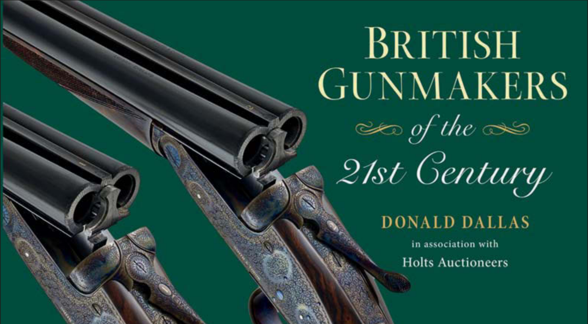 Huge Demand Increase for Antique Firearms at Holt's Auctions