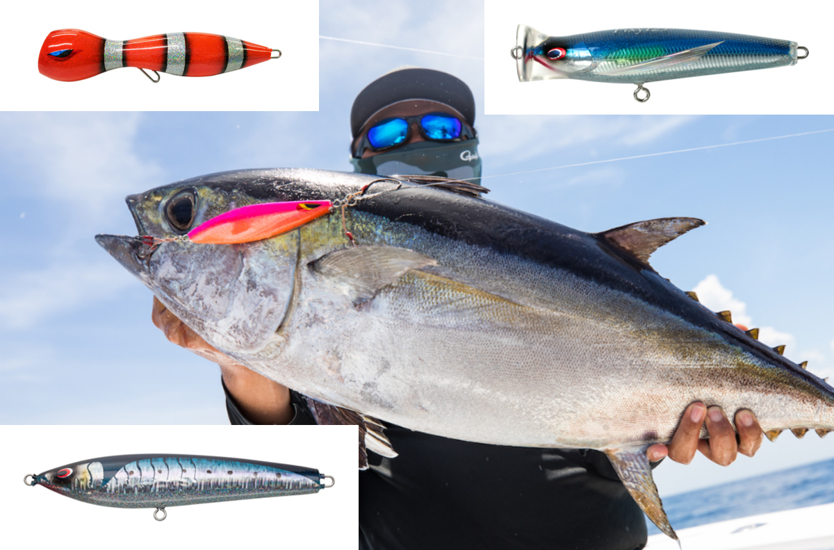 Sea Falcon Premium Handmade Lures Now Available in the USA