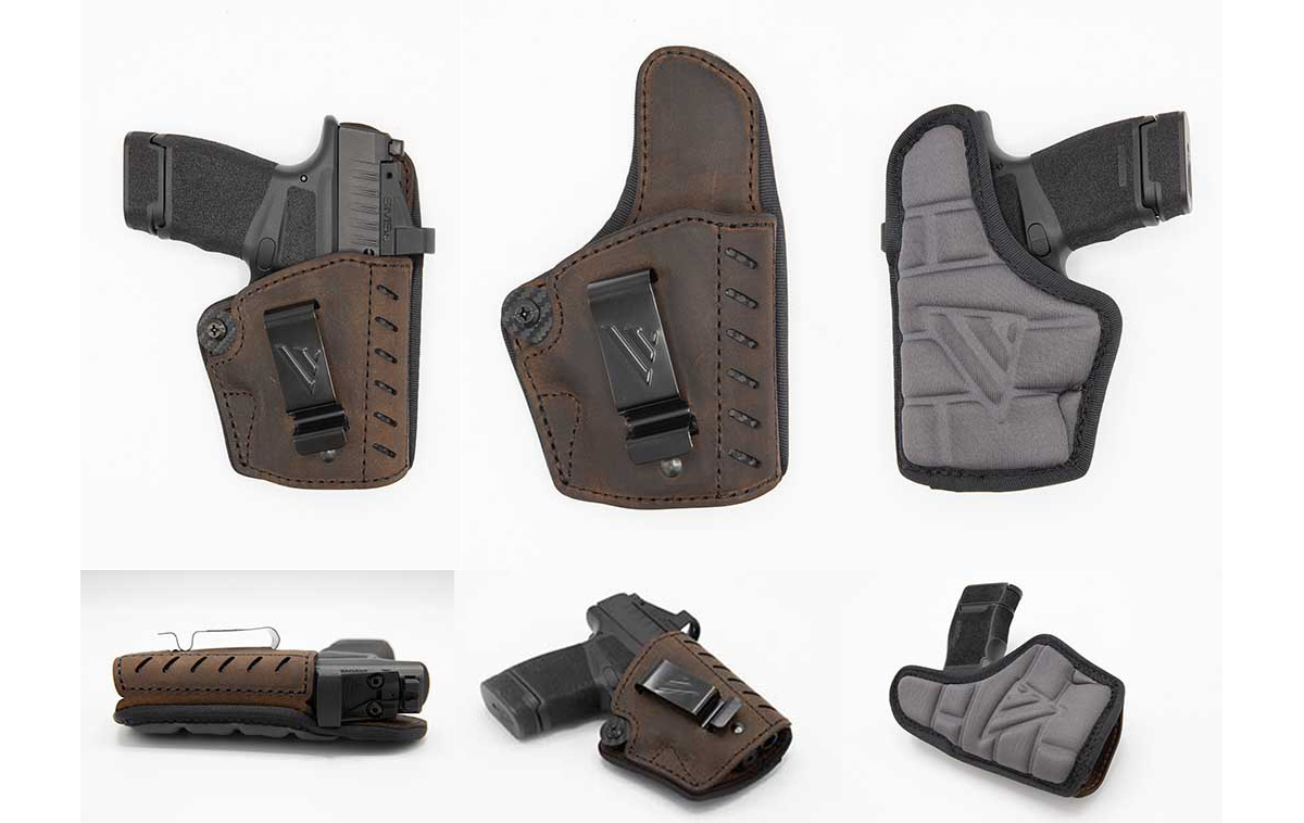 Versacarry Adds NEW Features to the Popular Comfort Flex IWB Holster