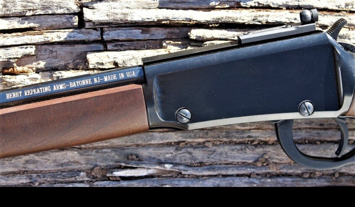 Henry 22 Magnum Small Game Carbine