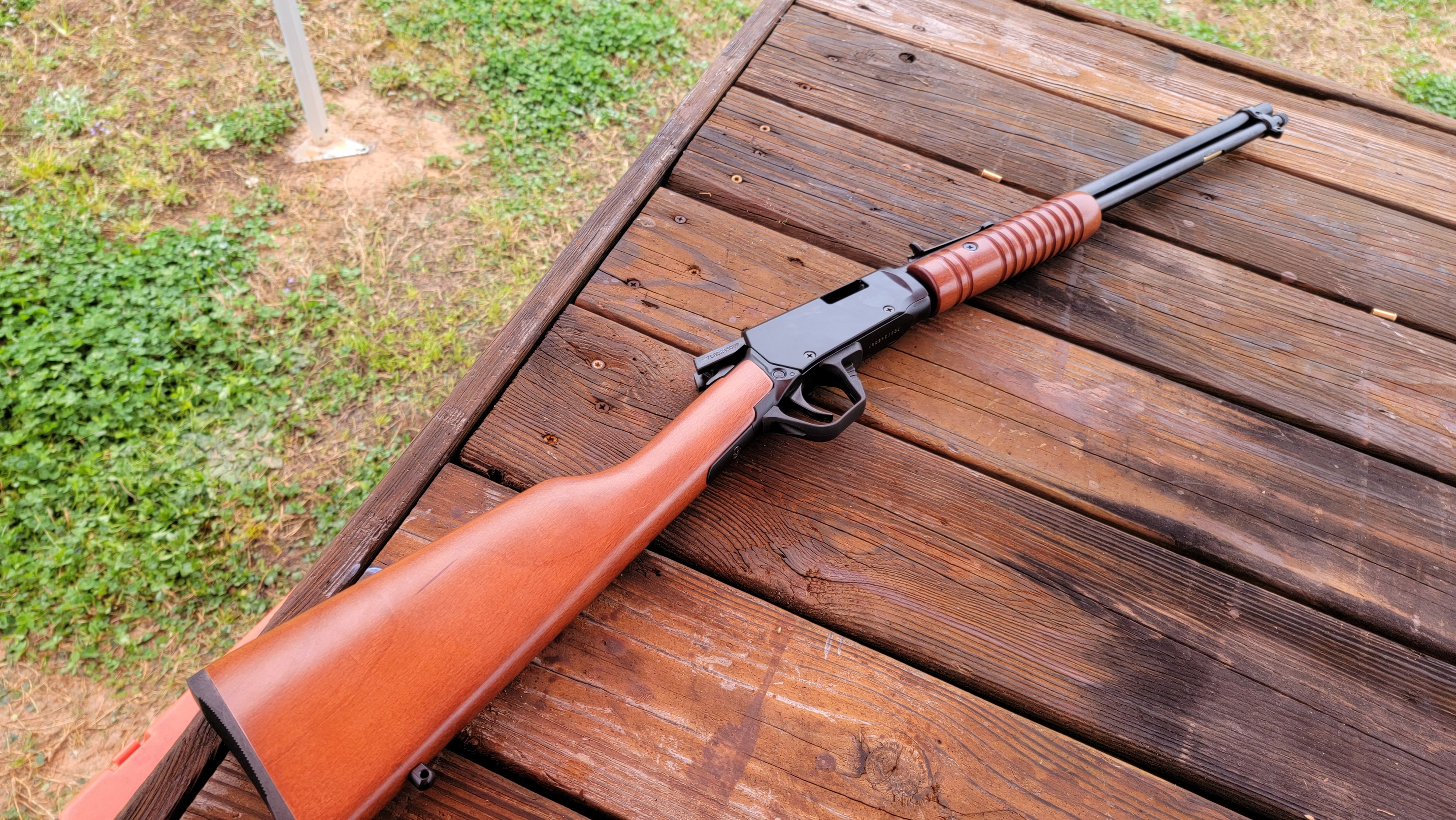 Pump Action Rimfire Rifle – The 15-Shot Rossi Gallery 22