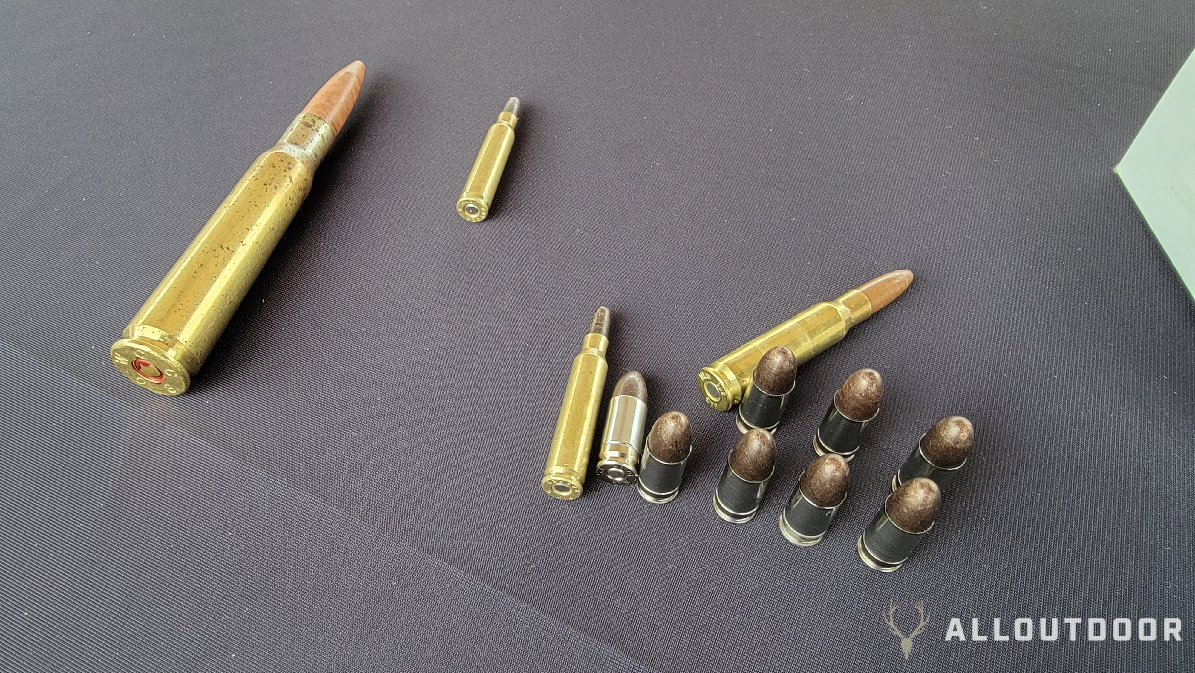 nP Technology 100% Lead-Free Frangible Projectiles & Ammunition