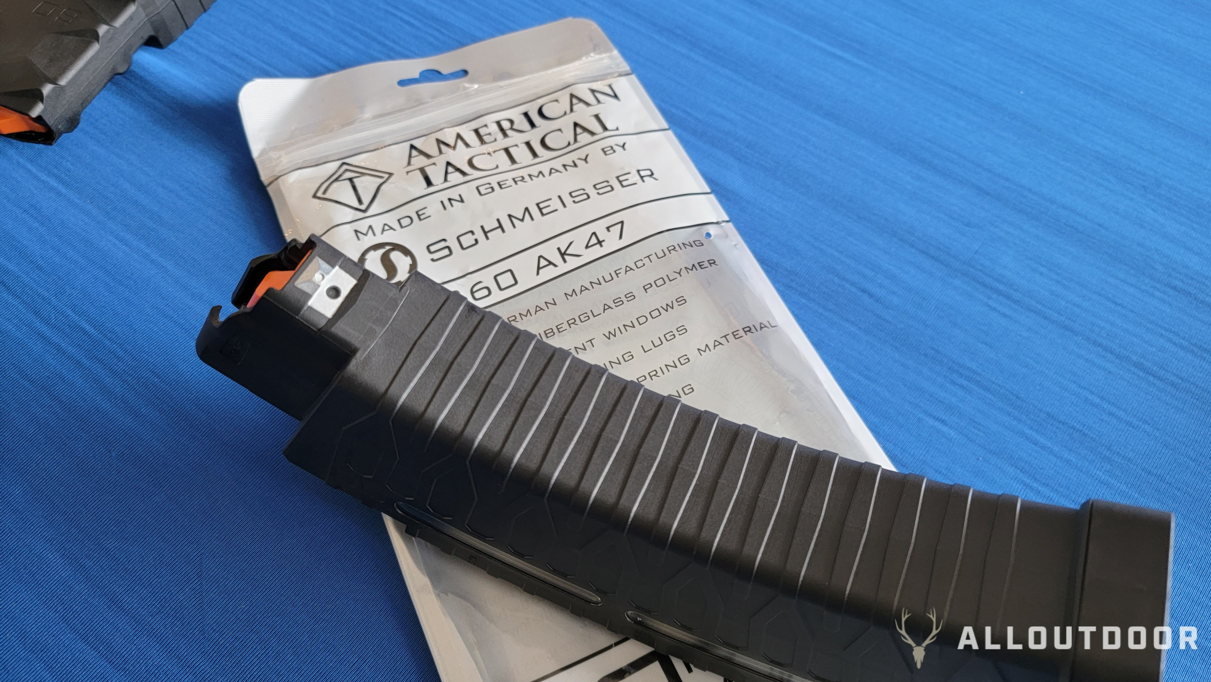 NEW Schmeisser S60 AK Magazine Coming Soon from ATI