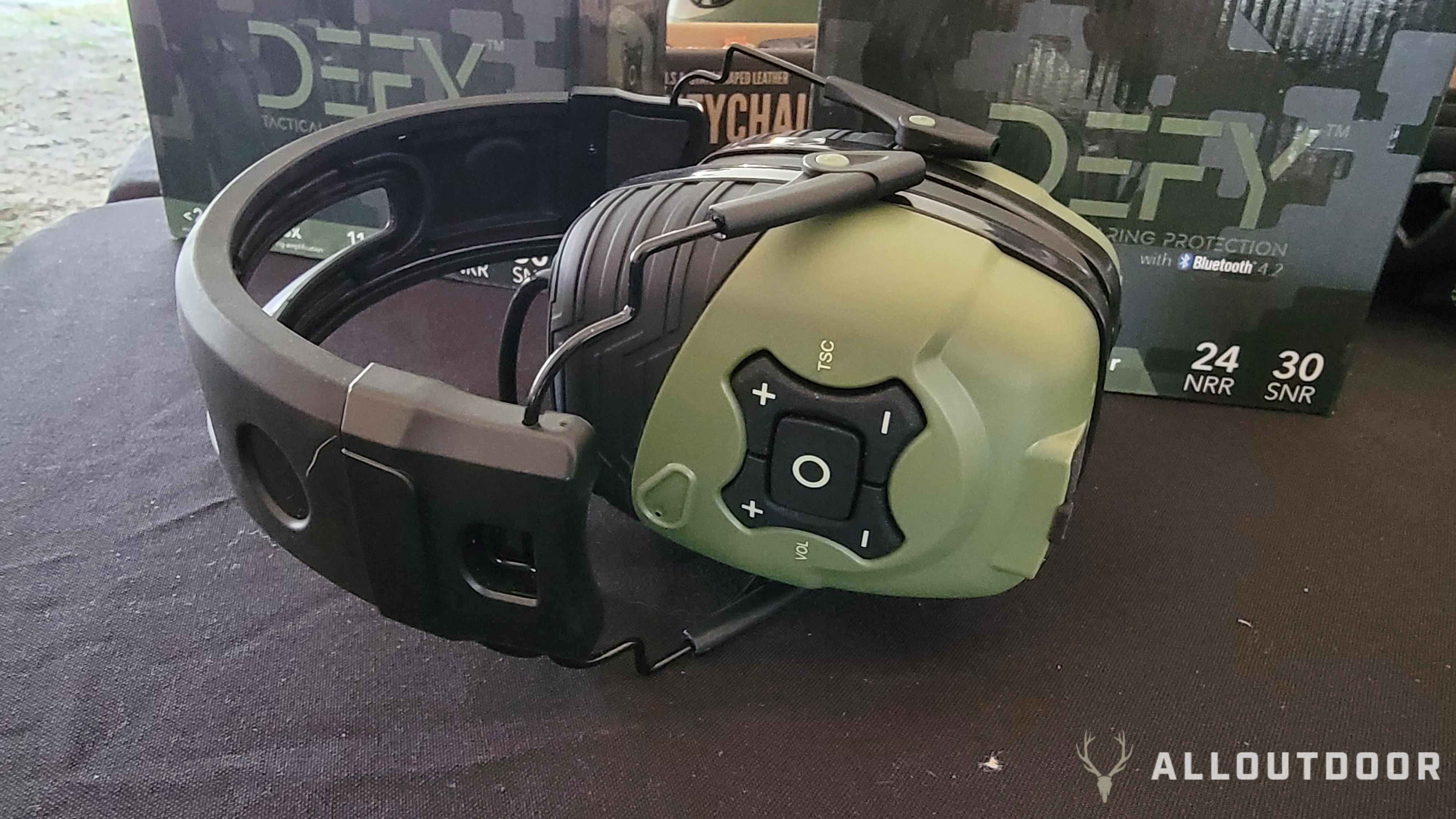 New DEFY Hearing Enhancing Earmuffs from ISO Tunes