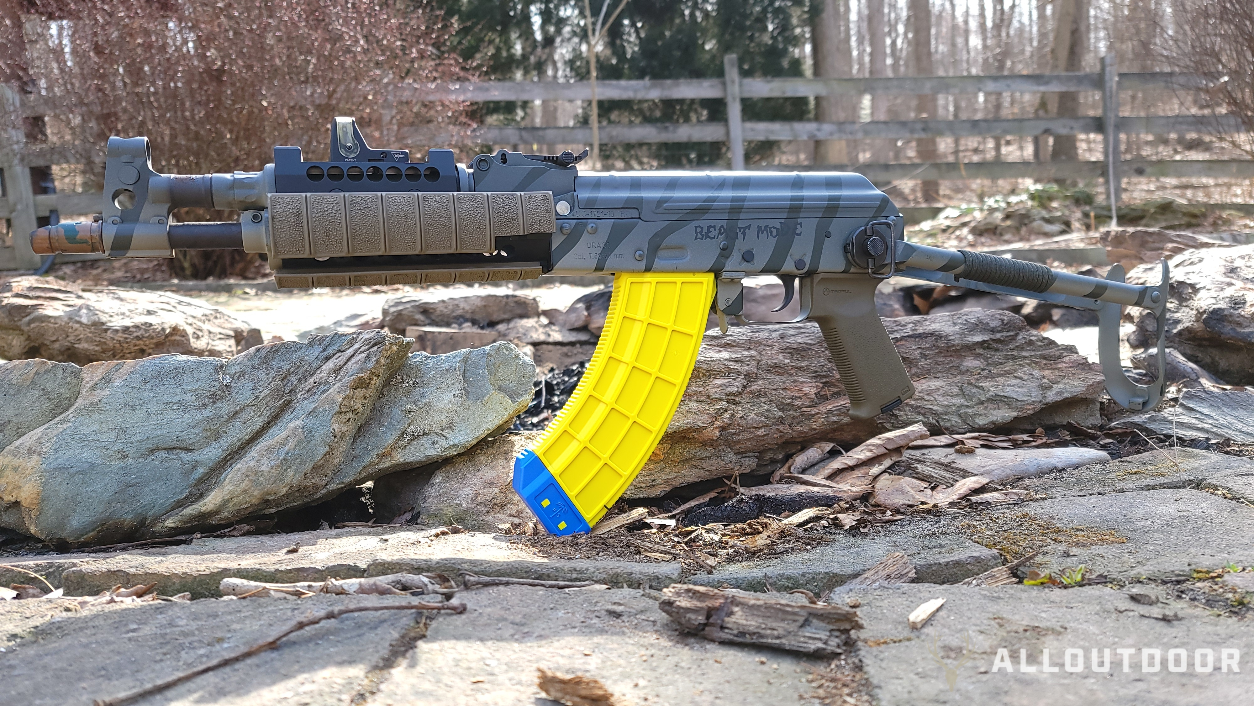 New Banana Mag Released by US Palm for the AK-47 Rifle