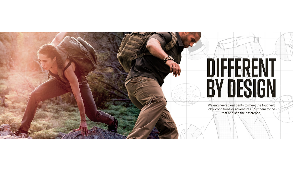NEW for 2021 – 5.11 Tactical's Men's and Women's Apparel