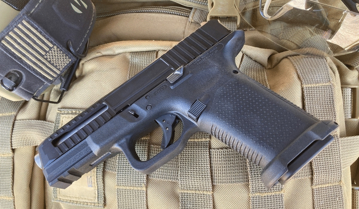 Lone Wolf's Lightweight Tactical Defense (LTD)19 Pistol