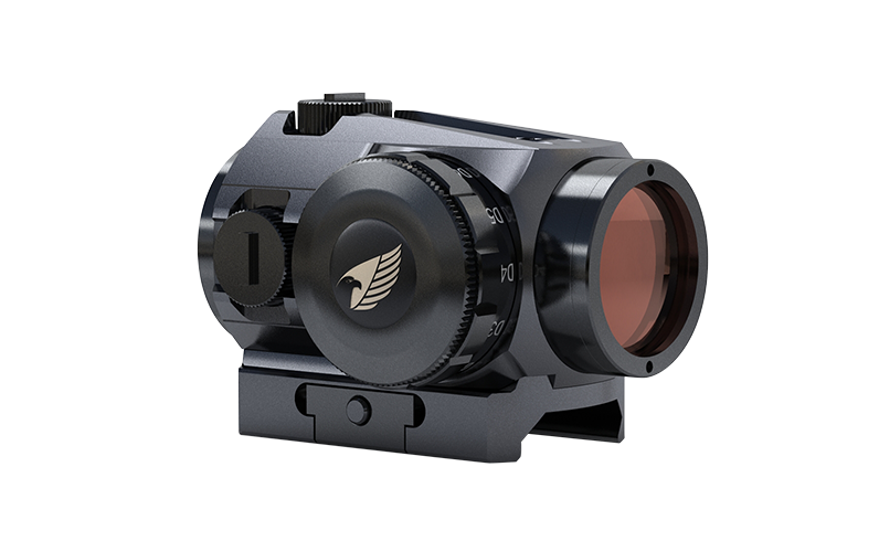 New SPECTRA DOT Red Dot Scope From German Precision Optics