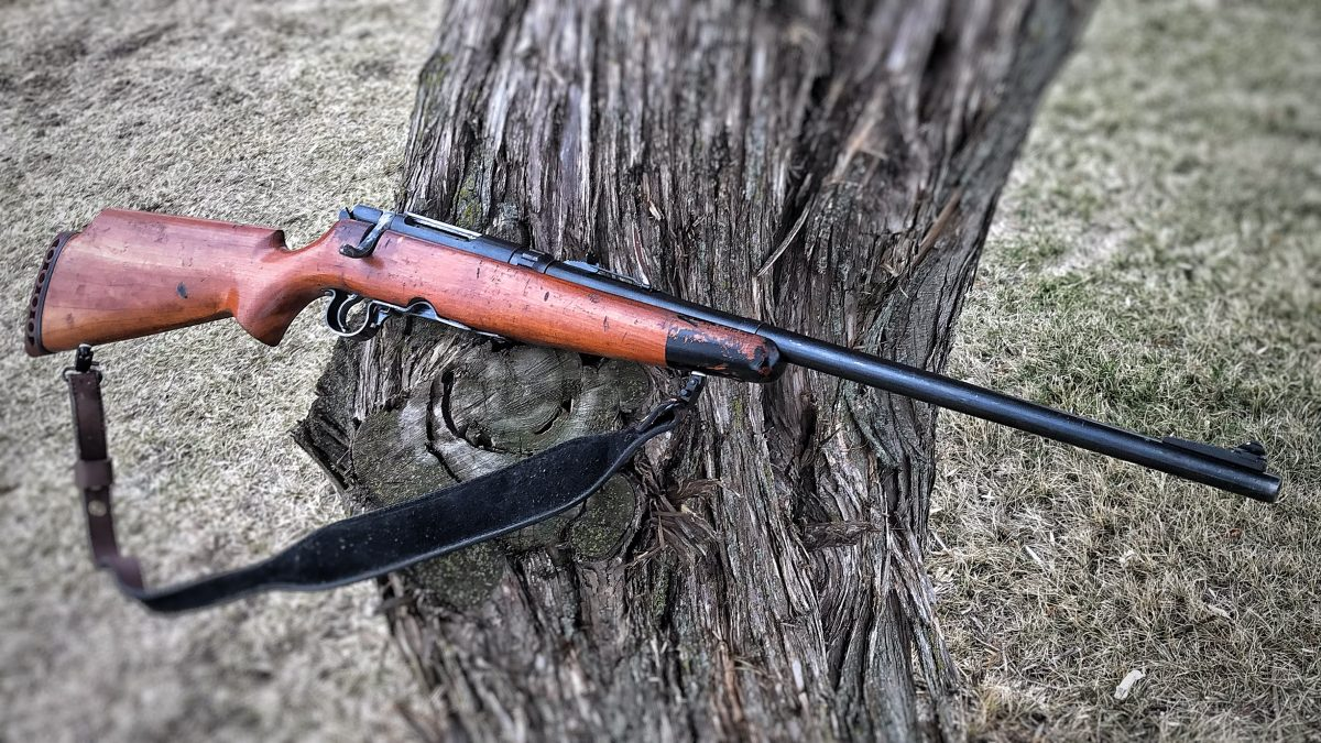 Curious Relics #009: Stevens 325-A – The Bolt Action .30-30 Winchester