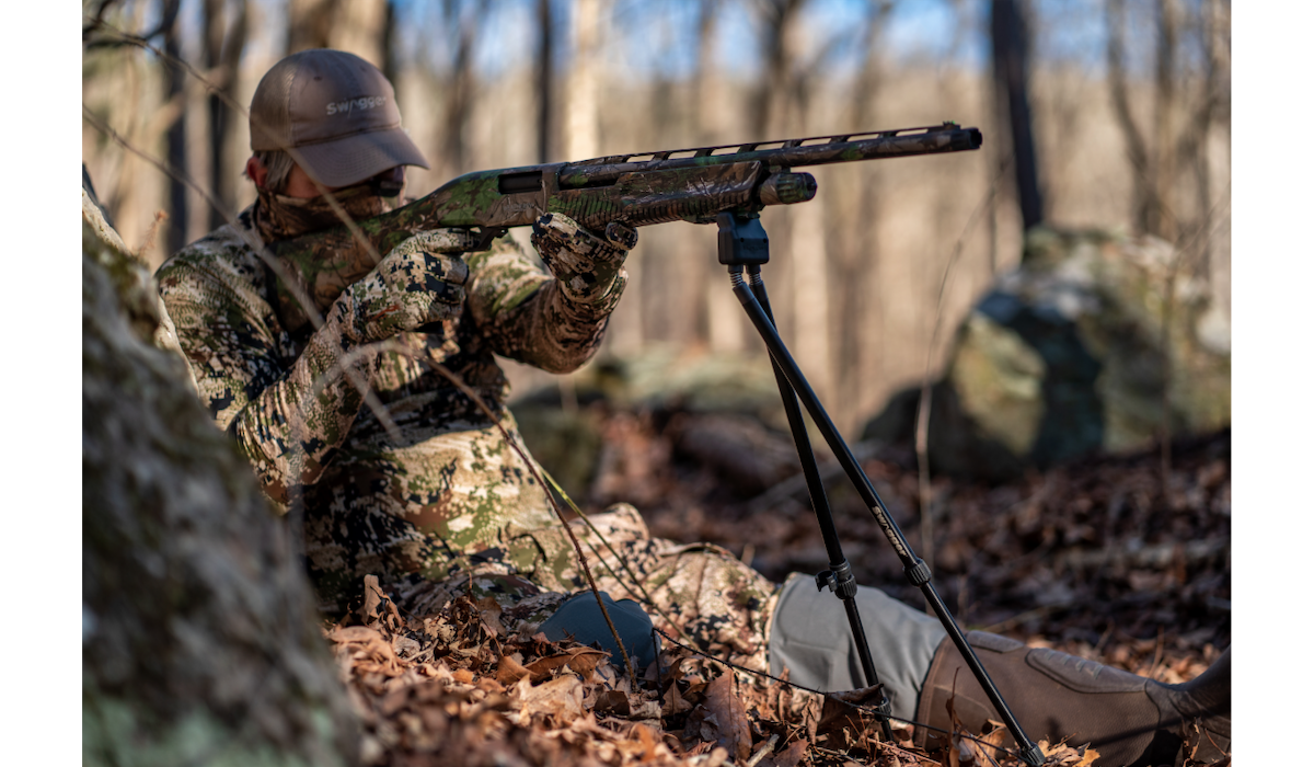 Take Home A Turkey With the Swagger QD42 Bipod