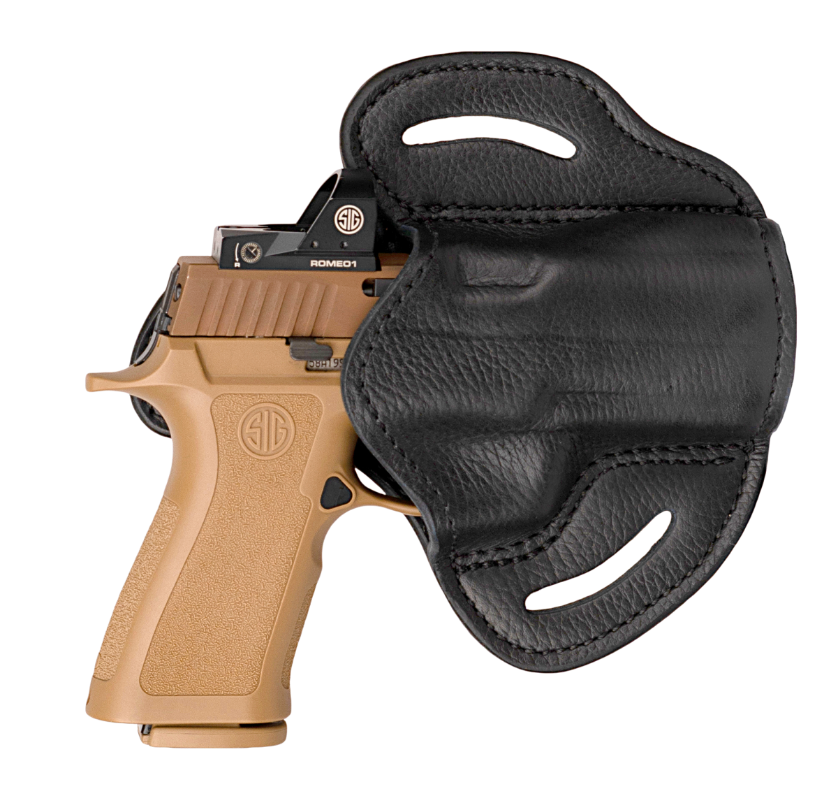 1791 Gunleather's OWB Ultra Custom Leather Holster Kits