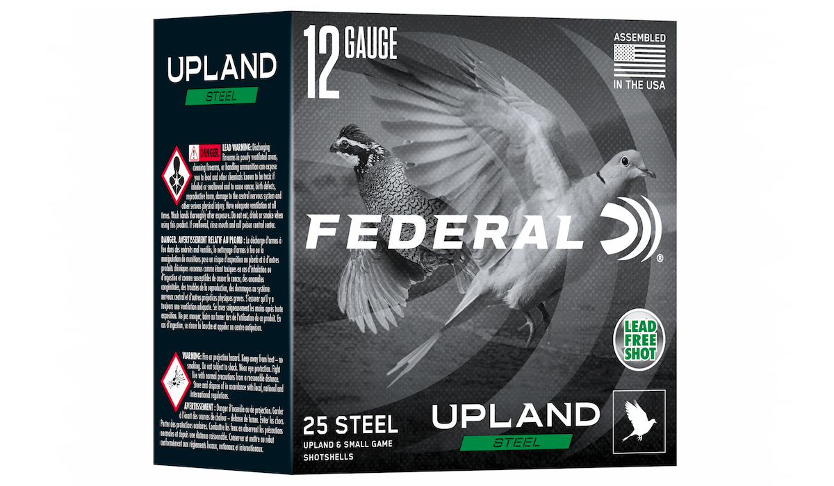 Federal Premium Expands the Upland Steel Line of Shotshells