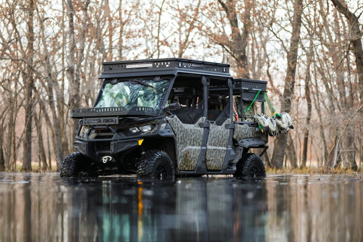 Can-Am made a $40K Ultimate Waterfowl Hunting UTV & is Giving it Away!