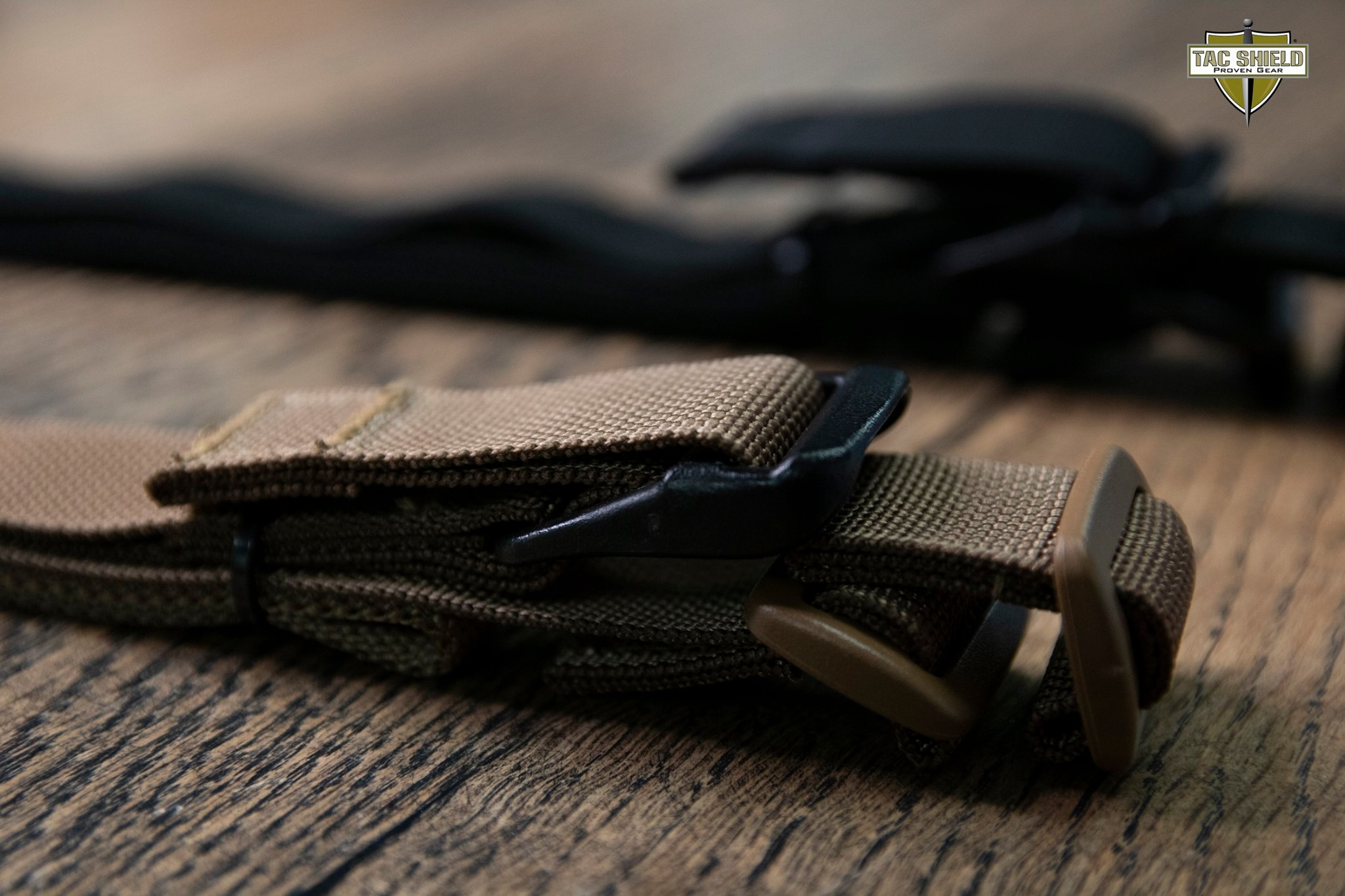 New Padded QD 2-Point Rifle Sling from Tac Shield