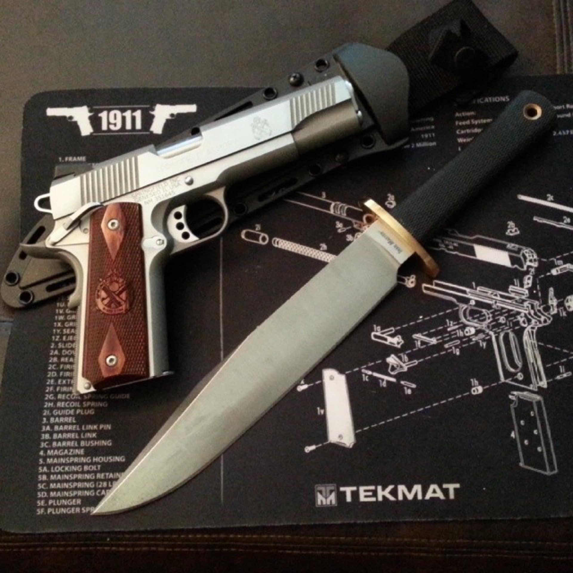 Cold Steel Unveils new Laredo Bowie Knife Made from CPM 3V
