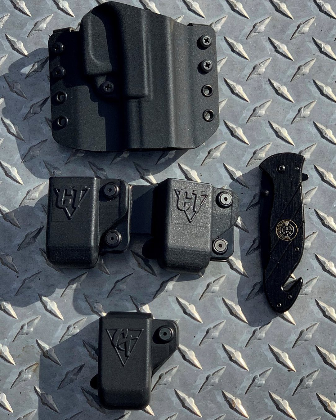 New Comp-Tac Ruger MAX-9 Holster Fits for OWB and IWB Carry