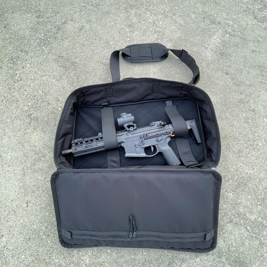 Lynx Defense Introduces the Byte Discreet Rifle Case