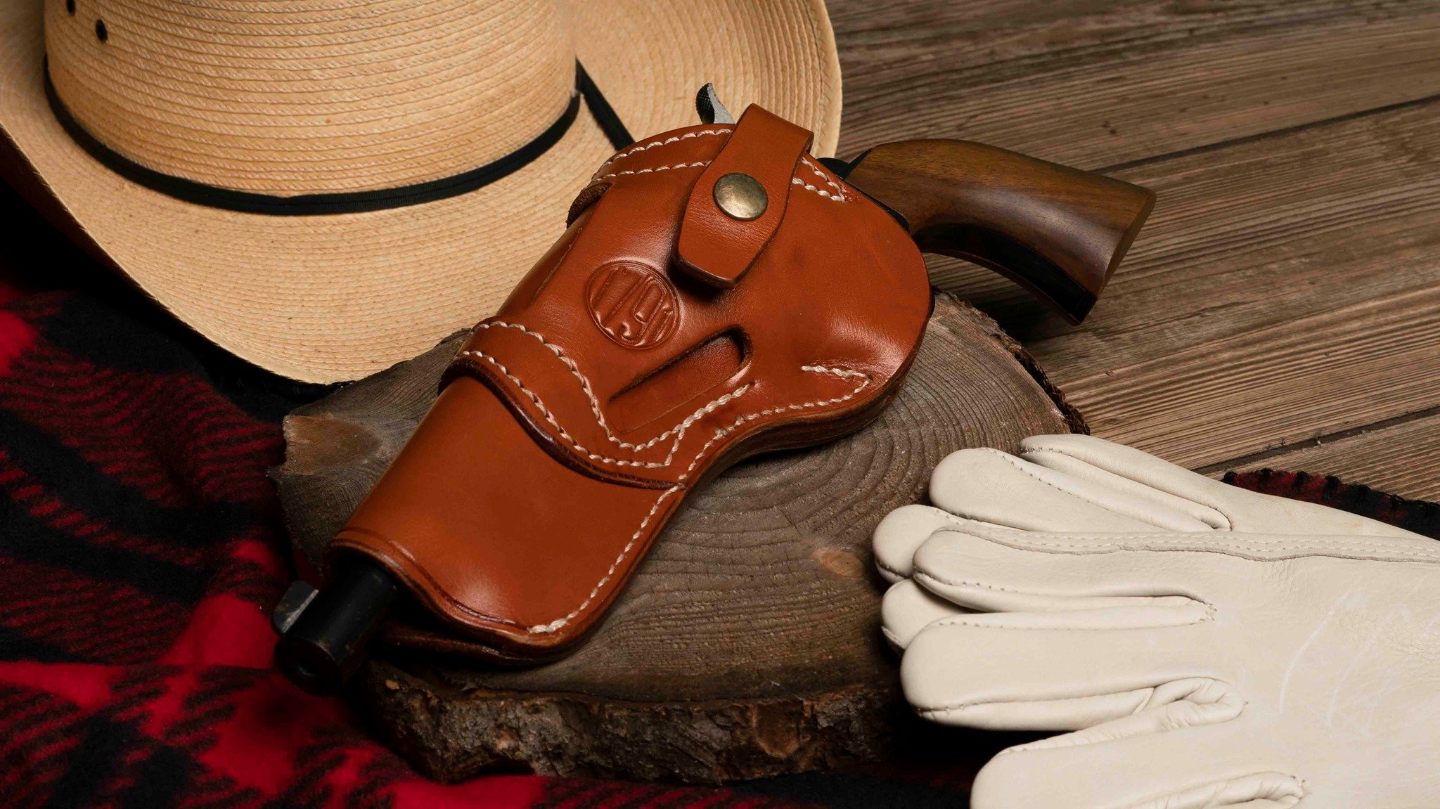 New Single Action Revolver Holster from 1791 Gunleather