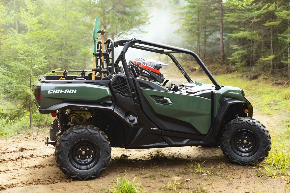 Can-Am Off-Road Launches ALL-NEW 2021 Can-Am Commander