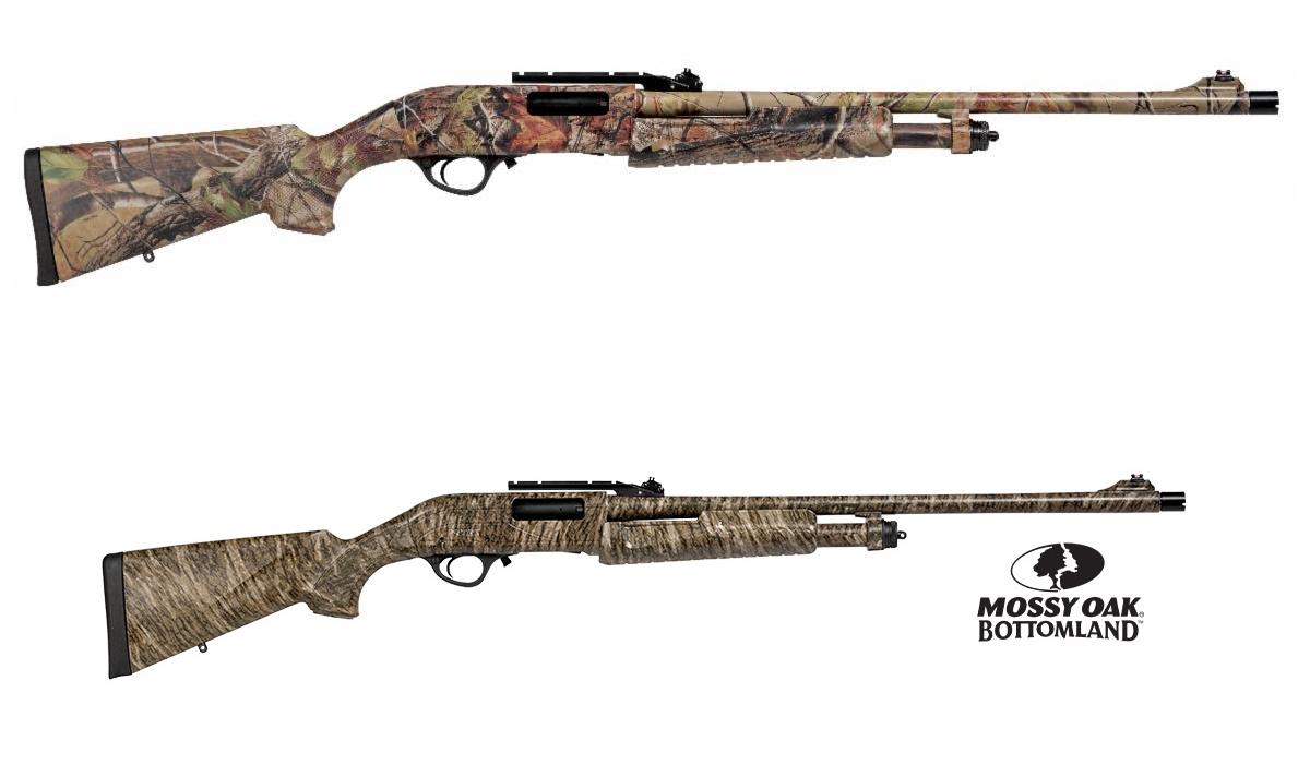 Escort's NEW FieldHunter Turkey Pump-Action Shotgun
