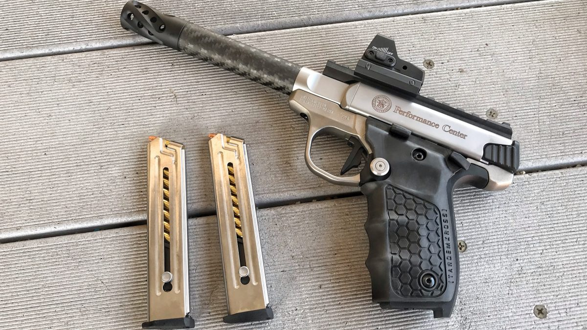 AllOutdoor Review: Smith & Wesson SW22 Victory Performance Center