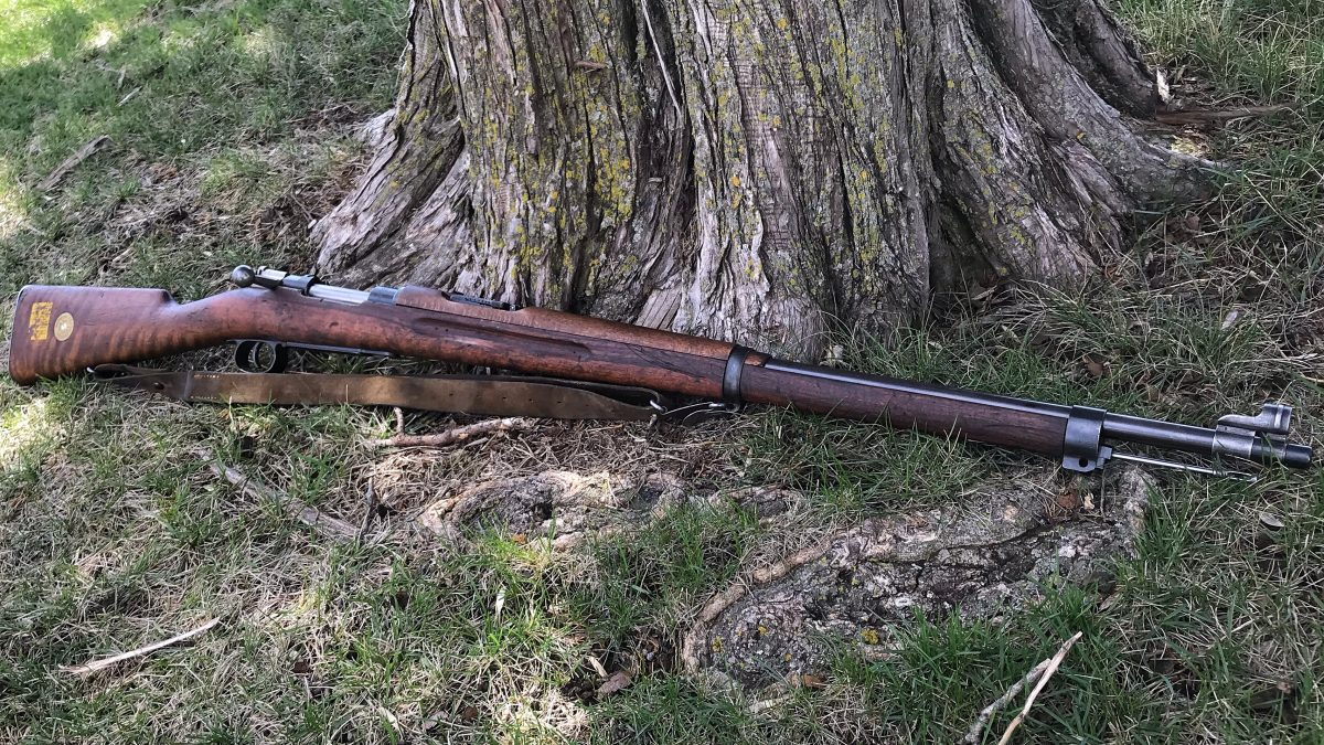 Curious Relics #011: The Swede – The M96 Swedish Mauser