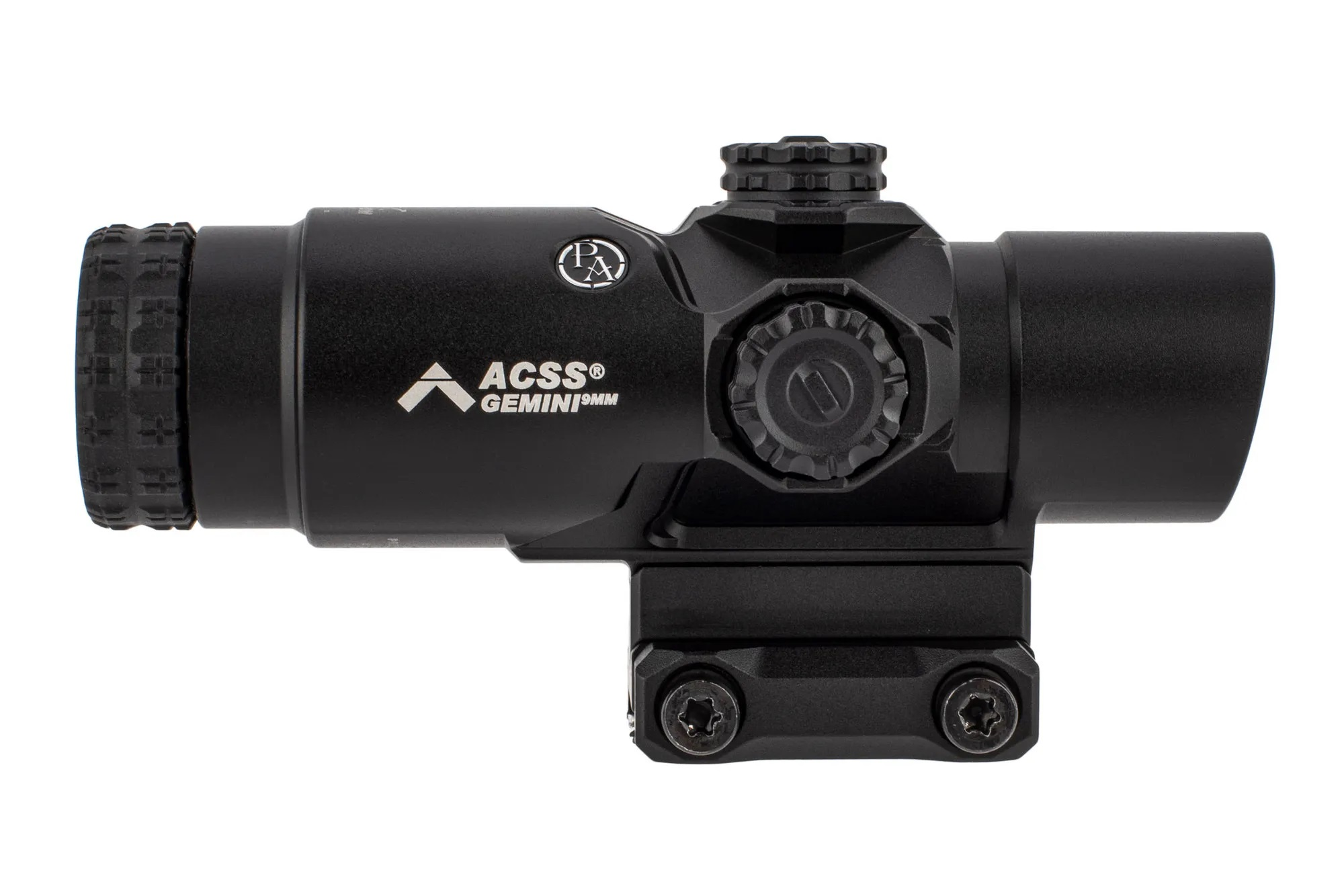 New ACSS Gemini Reticle for Primary Arms GLx 2x Prism