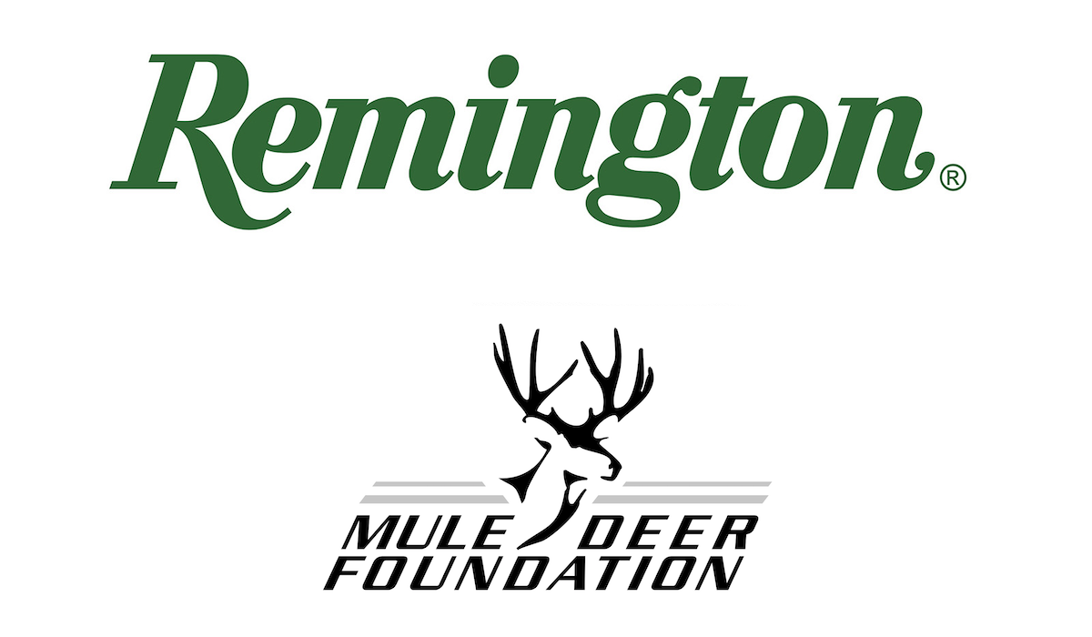 Remington Partners with the Mule Deer Foundation