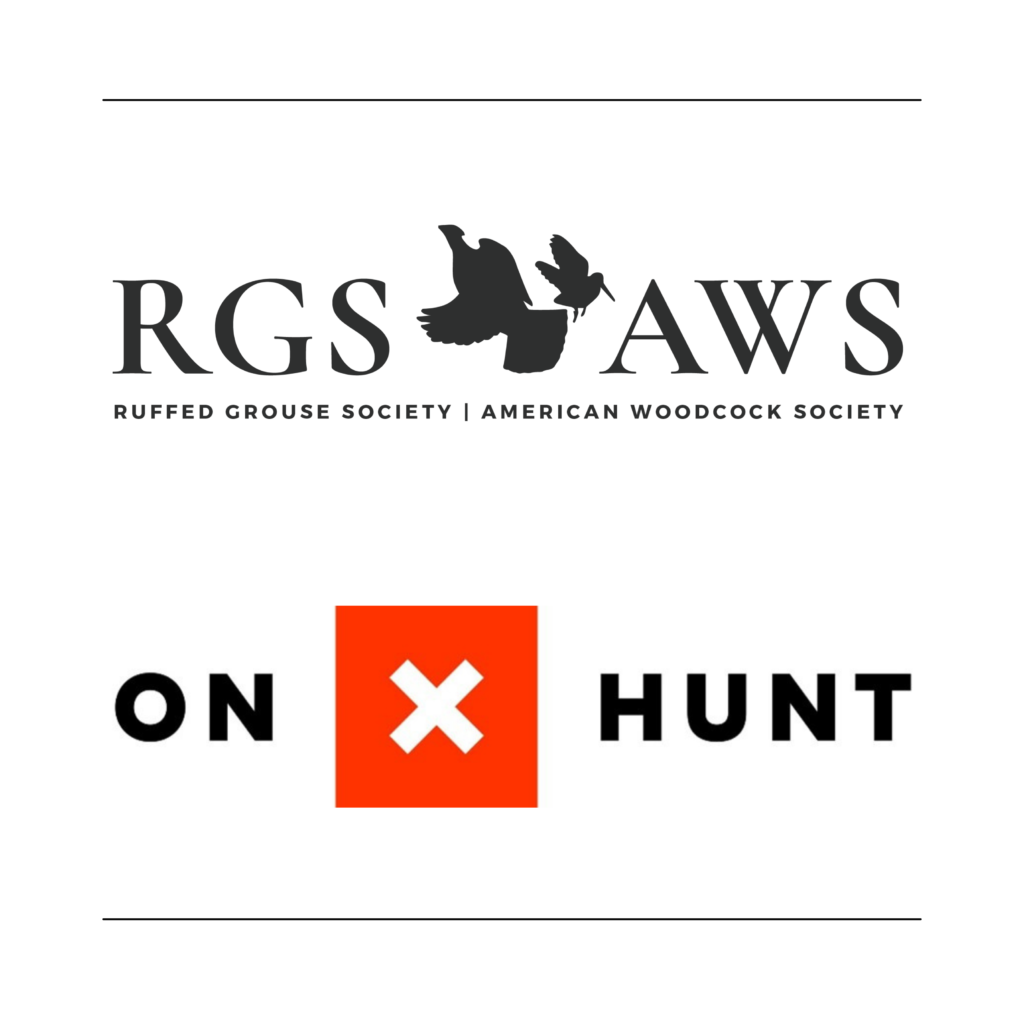 Ruffed Grouse Society and AWS Partner with OnX Hunt