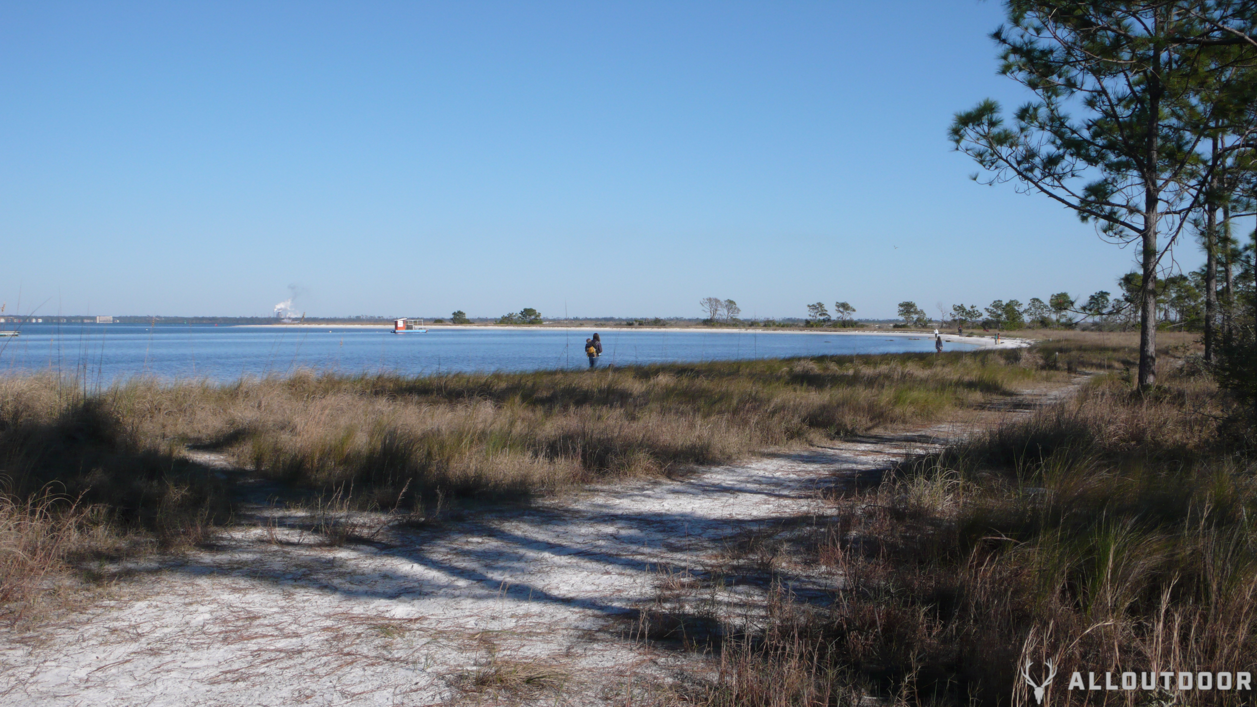 St Andrews State Park review