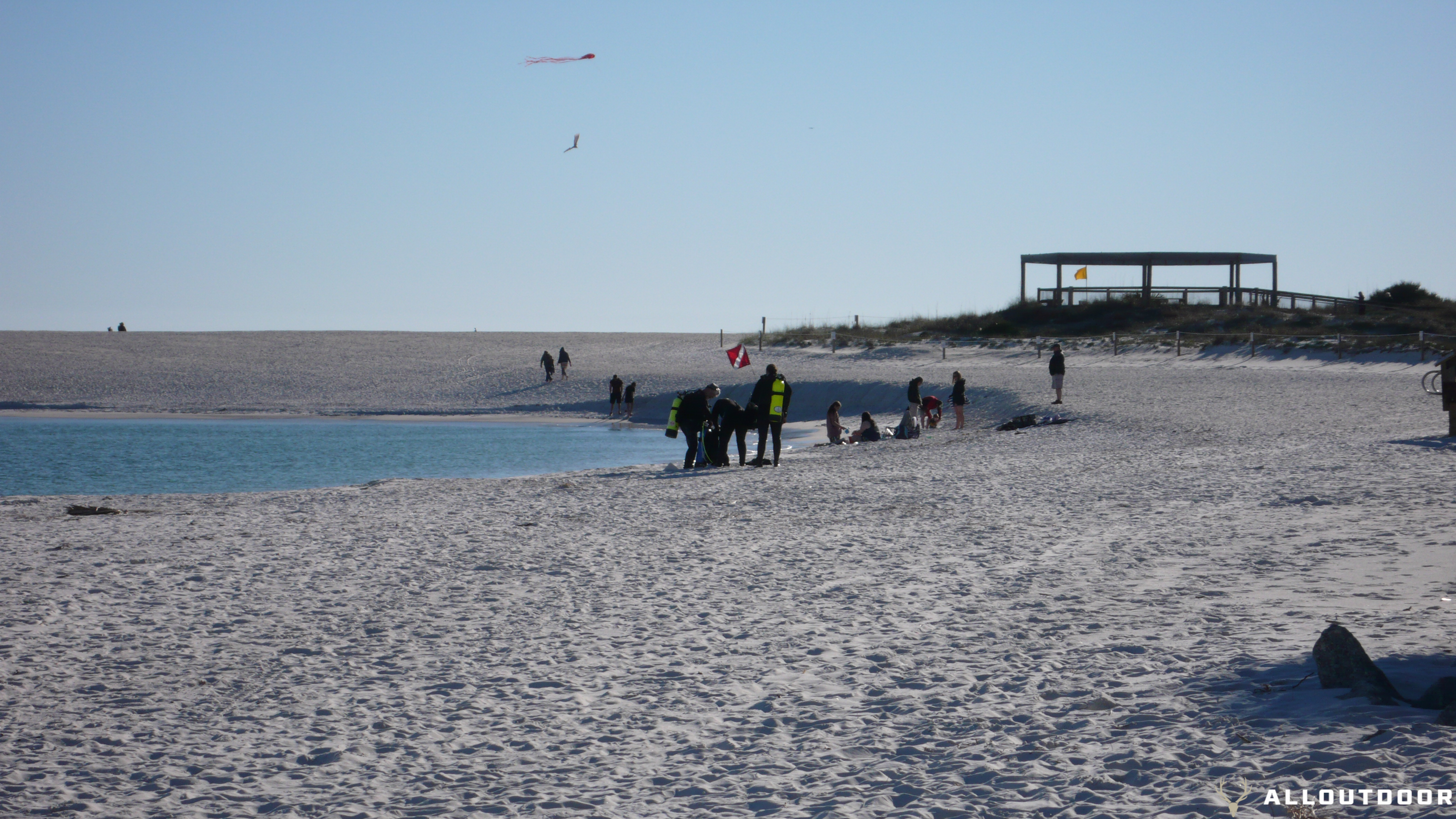 St. Andrews State Park review